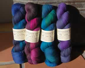 Wollmeise Wool/Poly Sock Yarn