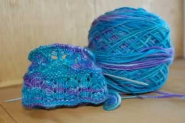 The Knittery Cashmere Merino