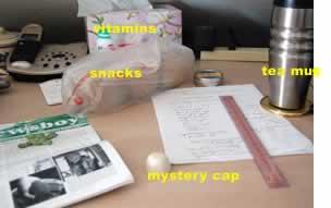 Mystery Caps