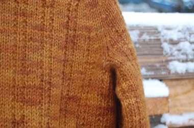 Shibui Knits Textured Raglan