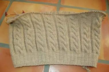 Hamefarin Raglan Pullover